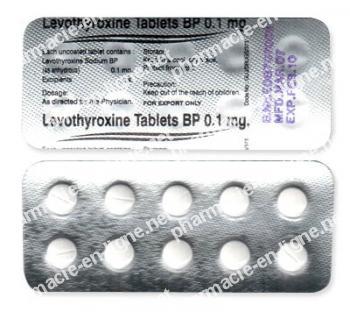 Ordonnance Synthroid Pilule En Ligne